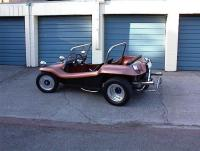 1970 dune buggy