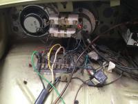 Push button start wire problems