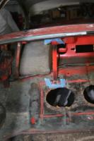 59 Ghia wiper support bracket