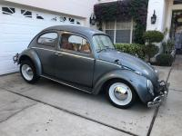 My 1961 VW Beetle