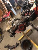 Aleckz 69 Beetle engine  S1