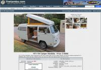Bay Window Westy scam ad