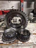 Thrust washer for first