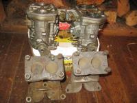 Weber 40 IDF Carburetors
