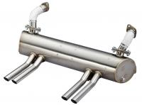 Vintage Speed abarth style exhaust