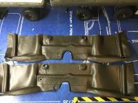 RHD Low Light bulkhead mat