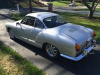 Lit's 1971 Ghia Coupe