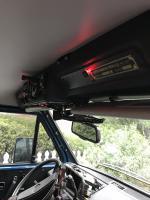 Battle Jitney - Das something overhead console