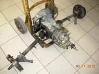VW gearbox made in brazil
