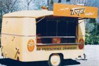 1955 westfalia Sales Flap / Verkaufsstand
