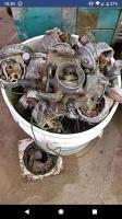 Bucket of parts
