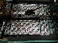 62 Beetle Floorpan repair