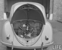 1946/7 Beetle in Life Magazine