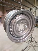Powdercoated Wheels