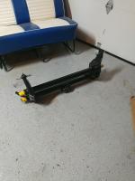 Front axle beam