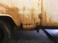 65 sundial kombi rust repair