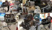 Oct62 40hp Engine Assembly