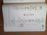 Bus parts catalogue