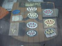 AAA Insurance Badge Collection