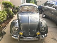 My 1961 VW Beetle