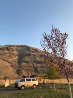 Fall camping