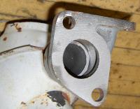Heat Riser Modification