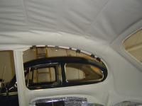 1965 VW Headliner Install Pictures