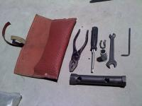 1966 Beetle tool kit
