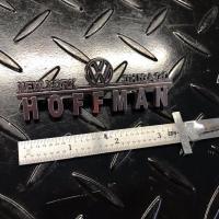 Hoffman Motors Volkswagen Dealer Emblem