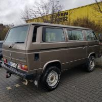 Vanagon in Bamberg Germany