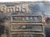 vin number id plate 1959
