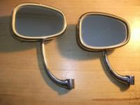 oval vert convertible og VW exterior mirror versus og ext sedan mirror