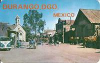 Pick Up in Durango, Mexico