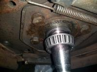 Bad Front Wheel Bearings