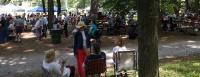 VW Oil Drippers DRIPFEST HIBERNIA PARK PA fiddlers picnic