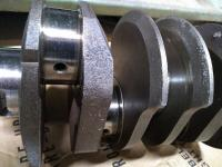 SCAT cast crankshaft