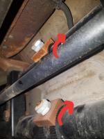 Adjustable beam