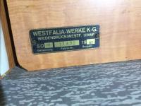 67 Westfalia restoration