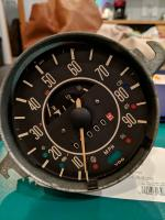 Speedometer Restore