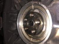 Vanagon Clutch/Flywheel Issues