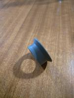 Bay steering box output dust seal