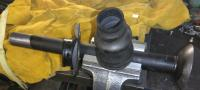 Rubber boot assembly