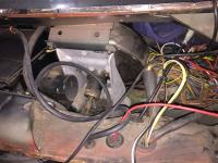 Vanagon ground star brake booster from behind pics