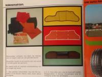 Wood Accessoires 1968 bug