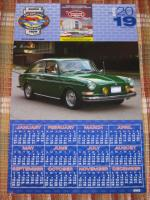 1973 Type 3 Fastback