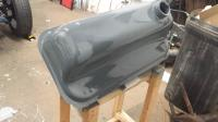 L29 Blue Grey gas tank color -