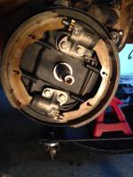63 bus new brakes