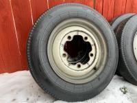 Original paint L244 moss green L87 pearl white wheels