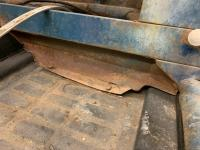 Floorpan section