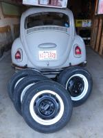 1969 Bug Restored Wheels